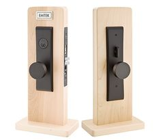 Artemis Mortise | Contemporary Lock Sets | Mortise Knob by Knob / Lever by Lever Entry Sets | Emtek Products, Inc.