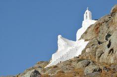 Agios Ioannis Theologos in Naxos island, Greece