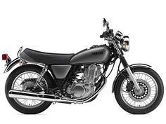 Yamaha SR400 (2014)