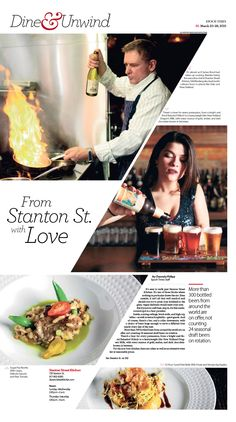 From Stanton St. with Love|Epoch Times #Food&Drink #editorialdesign