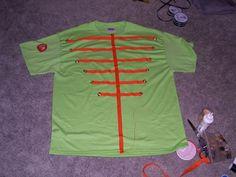 Maggie's Costume Wardrobe: Beatle shirts