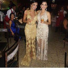 Meninas obrigado pela confiança vcs são um bapho #porquenaosouobrigado @franvieiraf e @mayaradias7  @klebervieira2 que brilhoooo de vestidos !!!!👏👏👏👏👏