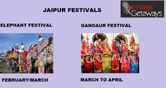 Upcoming Jaipur Festivals