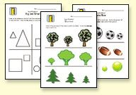 KidsLearningStation.com is the newest addition to the All Kids Network. This site is dedicated to providing high quality printable worksheets for teachers, parents and other care givers. We have hundreds of free printable preschool worksheets and kindergarten worksheets