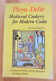 medieval recipes | Medieval Cookbook Recipes | books                                                                                                                                                      More