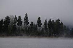 Mist over Donner Lake by Sam Okamoto www.tahoesierraphotos.com