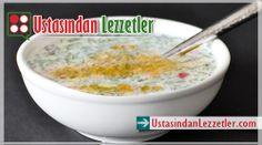 Yaz günlerinin serinleten lezzeti Erzincan çorbası tarifi ve yapılışı için linke tıklayınız.. http://www.ustasindanlezzetler.com/erzincan-corbasi-tarifi-oktay-usta.html