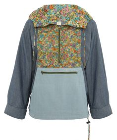 Floral Carlin Print Hooded Anorak, Levi's X Liberty. Shop more from the Levi's X Liberty collection online at Liberty.co.uk