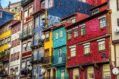 Historia, arkitektur, kultur och underbar gastronomi, vi är i Porto