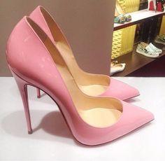 Pink #pumps