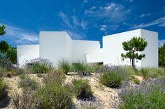 nuno montenegro architects troia MED portugal designboom
