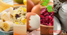 5 Energy-Boosting Foods - Natural Ways to Increase Stamina