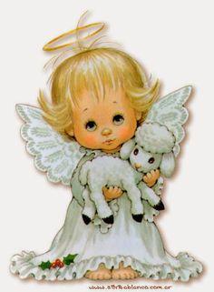 SGBlogosfera. Jose Maria Argüeso: WHITE SILVITA: CHRISTMAS ANGELS
