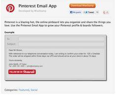 Herramientas para #Pinterest: monitorización y gestión #redessociales #scrm #tecnologia #app