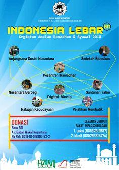 INDONESIA LEBAR(AN) Kegiatan Ramadhan dan Syawal 2018
