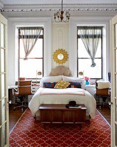 A CUP OF JO: Brooklyn apartment tour HELE leiligheten er flott