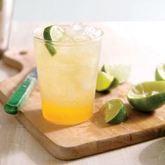 Hint: Our nutrition guidelines don't allow for it, but this is easily doubled. Use respectable ($28 or so a bottle) tequila and fresh-squeezed lime juice--the ingredients define this cocktail as much as the technique.
