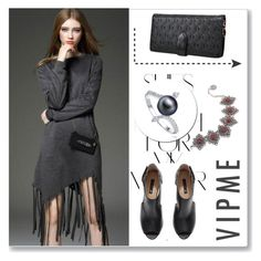 """USE THIS CODE TO GET 10% OFF:  M2COUPON11"" by abecic ❤ liked on Polyvore featuring Rika, H&M and vipme"