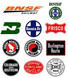 BNSF - About BNSF - Railroad compreises nearly 400 different railroad lines that merged over 160k years.
