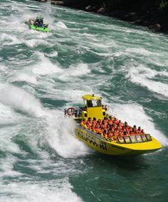Whirlboat Ride Niagara on the Lake