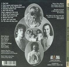 Blue Cheer - Blue Cheer   Songs, Reviews, Credits   AllMusic