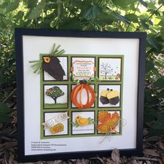 Stampin' UP! Fall Sampler 2015