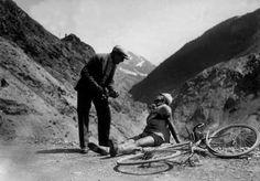 Léo Amberg - Tour de France 1937