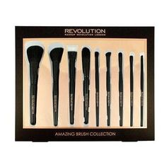 Makeup Revolution Amazing 9 Piece Brush Collection