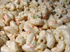 #Hawaiian #Macaroni #Salad #mac #platelunchHawaiian Mac Salad!! #kaukau #ono