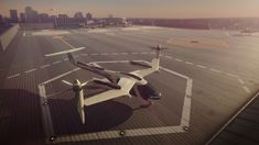 Uber has inked a partnership with Nasa over its flying taxi plans and says now it's aiming to get demo flights up and running in Los Angeles by Electric Aircraft, Flying Car, Self Driving, Fighter Jets, Transportation, Aviation, City, Future, Arquitetura