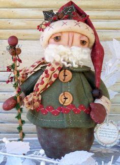 Dear Santa pattern by Annie Smith