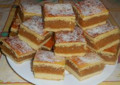 Hungarian Recipes, Cornbread, French Toast, Deserts, Food And Drink, Yummy Food, Sweets, Breakfast, Ethnic Recipes