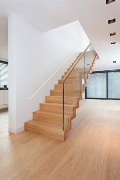 - Home Decorations Interior Staircase, Staircase Design, Stairs To Heaven, Glass Stairs, Modern Stairs, Funky Home Decor, House Stairs, Beautiful Stairs, Stair Railing