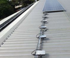 An Enphase 10 kw system installed by the team this week in Chinchilla. #solar #electricity