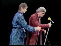 "NOLA RAE and John Mowat ""Shakespeare The Works"""