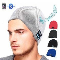 Will You Get To Try The Hot Winter Item Of The Season Before Summer 2018 Arrives? Stay warm with a soft warm high quality Bluetooth cap (Beanie Touque Toque Tuque) with Headphones and Microphone http://techcrazy.ca/products/high-quality-bluetooth-soft-warm-cap-beanie-touque-with-headphones-and-microphone?utm_campaign=crowdfire&utm_content=crowdfire&utm_medium=social&utm_source=pinterest