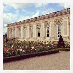 Grand Trianon v Versailles, Île-de-France