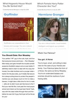 YEEESSS! I'm a Gryffindor! I didn't even cheat!