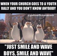 Admit it—youth group is hilarious, crazy and a bit challenging, but you love being a part of this ministry and genuinely want to help change lives. If you're a youth group leader, you'll probably relate to these memes a little too well! Funny Christian Memes, Christian Humor, Christian Life, Bible Humor, Church Humor, Smile And Wave, I Love To Laugh, Funny Photos, The Funny