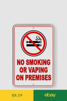 Considerate No Smoking Sign Self Adhesive Pvc Plate Card Wall Mount Window Entrance Door Non-smoking Label Smoke Plastic Signage Sticker Tag Back To Search Resultsoffice & School Supplies Badge Holder & Accessories