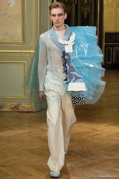 Walter Van Beirendonck - Fall 2015 Menswear - Look 39 of 41