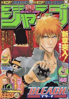 Kubo Tite, Bleach, Ichigo Kurosaki, Ginjou Kuugo, Shonen Jump  Bleach © Kubo Tite