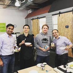 The Zensurance team enjoying Ben and Jerry's ice cream thanks to Urbery.  http://ift.tt/2uGxpXH   Read more about @zensurance  @urbery and other local startup stories at http://ift.tt/1KIppso (link in bio)  #startuphereto #Toronto #startupstory #successstory #entrepreneur #startuplife #TOWRcorridor #innovation #business #TorontoLife #inspiration #funding #grants #events #incubators @ryersondmz