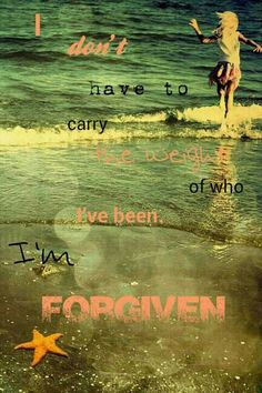 I'm forgiven...Sanctus Real