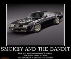 smokey and the bandit history
