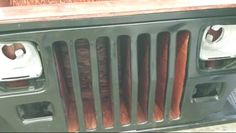 Jeep bench
