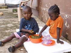 Ebola orphans in Sierra Leone, as virus tears their country apart ...