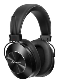 High Resolution Compatible Dynamic Sealed Bluetooth Headphone (Black) PIONEER -- For more information, visit image link. (This is an affiliate link) #BluetoothHeadsets