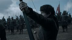 New trending GIF on Giphy. game of thrones hbo iwan rheon archery bow and arrow ramsay bolton. Follow Me CooliPhone6Case on Twitter Facebook Google Instagram LinkedIn Blogger Tumblr Youtube