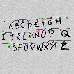 stranger things light - Pesquisa Google